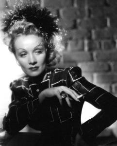"""""""Seven Sinners"""" 1940.Marlene Dietrich © 1978 John Engstead - Image 0709_0003"""