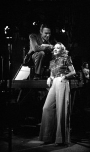 """""""Spoilers, The""""Randolph Scott and Marlene Dietrich.1942/Universal Pictures - Image 0709_0005"""