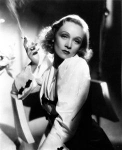 Marlene Dietrich, c. 1932. - Image 0709_0025