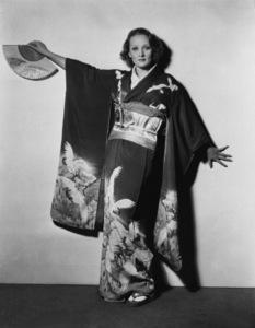 "Photo for ""Shanghai Express""Marlene Dietrich.1932/Paramount - Image 0709_0048"