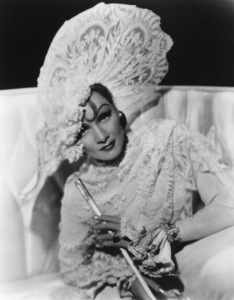 """""""Devil Is A Woman, The""""Marlene Dietrich.1935/Paramount - Image 0709_0049"""
