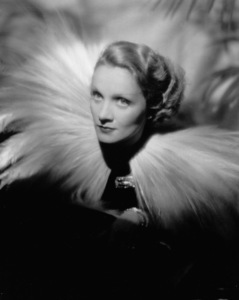 Marlene Dietrich, 1934Photo by William Walling Jr. - Image 0709_0067