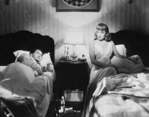 """Manpower""Edward G. Robinson & Marlene Dietrich1941/WarnerPhoto by Mack Elliot - Image 0709_0101"