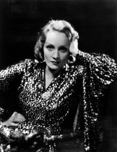 Marlene Dietrich, c. 1934. - Image 0709_0104
