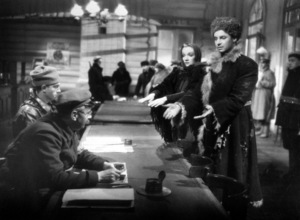 """""""Knight Without Armor""""Marlene Dietrich and Robert Donat1937/London Films - Image 0709_0118"""