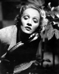 Marlene Dietrich, c. 1935. - Image 0709_0804