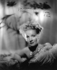 """""""Seven Sinners,"""" Marlene Dietrich.1940/Universal Pictures - Image 0709_1039"""