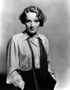 Marlene Dietrich, c. 1934.**R.C. - Image 0709_1054