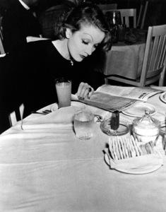 Marlene Dietrich, c. 1934.**R.C. - Image 0709_1065