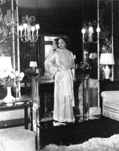 Marlene Dietrich at home, c. 1932.**R.C. - Image 0709_1076