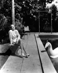 Marlene Dietrich at home, 1936.**R.C. - Image 0709_1080
