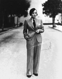 Marlene Dietrich, c. 1935.**R.C. - Image 0709_1884