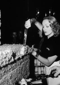 Marlene Dietrich, c. 1947.**I.V. - Image 0709_1886