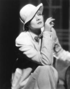 Marlene Dietrich, 1934.Photo by William Walling**R.C. - Image 0709_1918
