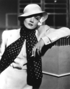 Marlene Dietrich, 1934.Photo by William Walling**R.C. - Image 0709_1919