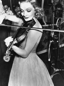 Marlene Dietrich, c. 1936.**R.C. - Image 0709_1921