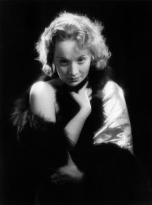 "Marlene DietrichPortrait for ""Morocco""1930 © 1978 Eugene R. Richee / **I.V. - Image 0709_1948"