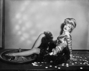 """Marlene Dietrich in """"The Spoilers""""1942 Universal** I.V / M.T. - Image 0709_2006"""