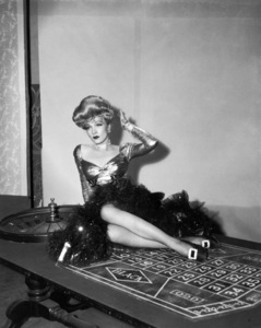 """Marlene Dietrich in """"The Spoilers""""1942 Universal** I.V / M.T. - Image 0709_2007"""
