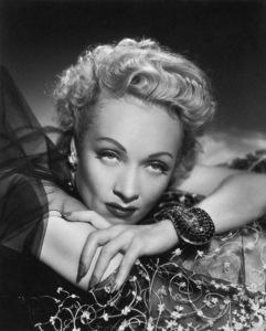 Marlene Dietrichcirca 1947 - Image 0709_2015