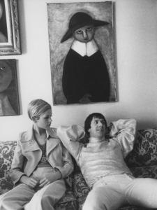 Twiggy& Sonny Bono1967 - Image 0710_0027