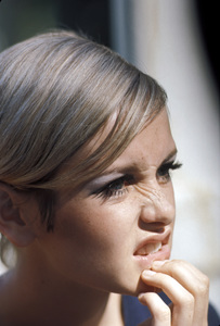 Twiggy Lawson1967 © 1978 Gunther - Image 0710_0066