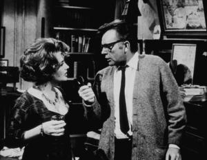 "Elizabeth Taylor and Richard Burtonin ""Who"