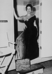 """The Last Time I Saw Paris"" Elizabeth Taylor 1954 MGM - Image 0712_0038"
