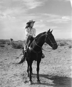 """Elizabeth Taylor in """"Giant""""1955Photo by Floyd McCarty - Image 0712_0049"""