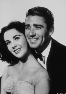 "Elizabeth Taylor and Peter Lawford in""Julia Misbehaves""1948 MGM - Image 0712_0052"