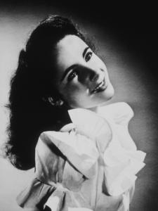 Elizabeth TaylorC. 1945**R.C.MPTV - Image 0712_0067