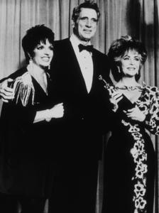 Liza Minnelli, Rock Hudson and Elizabeth TaylorC. 1985**R.C.MPTV - Image 0712_0089
