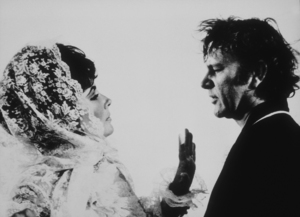 "Elizabeth Taylor and Richard Burton in ""Boom"" © 1968 Universal**R.C.MPTV - Image 0712_0101"