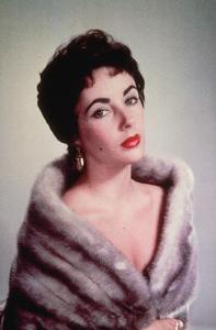 Elizabeth Taylor1961 © 1978 Paul HesseMPTV - Image 0712_0707