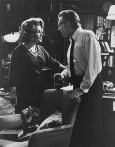"Elizabeth Taylor and Richard Burton in""Who"