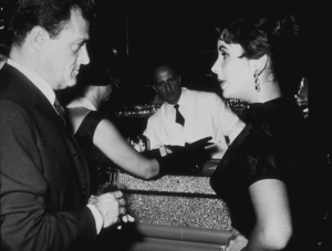 Elizabeth Taylor and third husband Mike Todd1958MPTV - Image 0712_2177