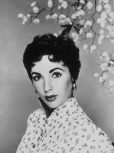 Elizabeth TaylorC. 1954MPTV - Image 0712_2194
