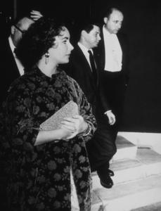 Elizabeth Taylor and Eddie FisherC. 1961 © 1978 Bud GrayMPTV - Image 0712_2203