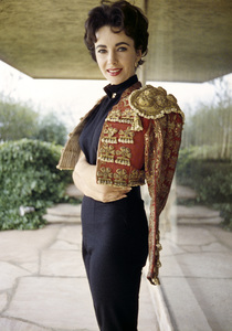 Elizabeth Taylor at her Beverly Hills homecirca 1956© 1978 Sanford Roth / A.M.P.A.S. - Image 0712_2268
