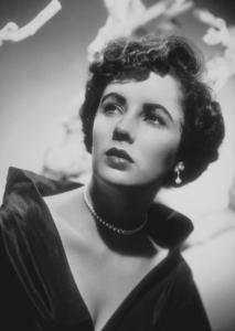 Elizabeth TaylorC. 1951 © 1978 Bud FrakerMPTV - Image 0712_2283
