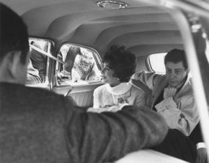 Elizabeth Taylor and Eddie Fisher1962 © 1978 Bernie AbramsonMPTV - Image 0712_2339