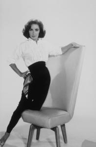 Elizabeth Taylor 1956 © 1978 Wallace Seawell - Image 0712_2346