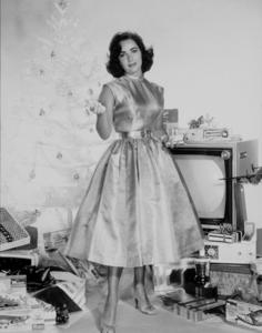 Elizabeth Taylor 1956 © 1978 Wallace Seawell - Image 0712_2347