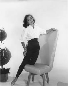 Elizabeth Taylor 1956 © 1978 Wallace Seawell - Image 0712_2348