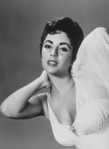 Elizabeth Taylor 1956 © 1978 Wallace Seawell - Image 0712_2352