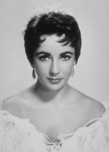 Elizabeth Taylor 1956 © 1978 Wallace Seawell - Image 0712_2356