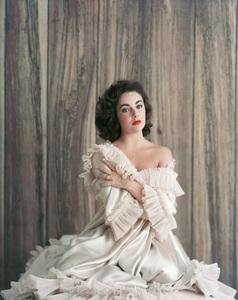 Elizabeth TaylorOctober 15, 1956 © 2003 Mark Shaw - Image 0712_2392