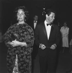 Elizabeth Taylor and Eddie FisherC. 1961 © 1978 Bert MittlemanMPTV - Image 0712_5013