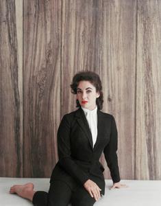 Elizabeth Taylor1956 © 2001 Mark Shaw - Image 0712_5033