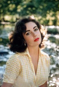 Elizabeth Taylor1957 © 1978 Bob Willoughby - Image 0712_5046